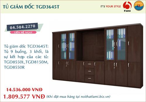 Tủ giám đốc Fami 3654T