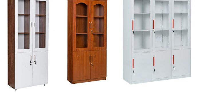 Lựa chọn tủ tài liệu phù hợp không gian văn phòng