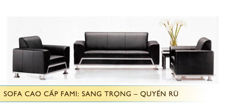 Sofa Fami cao cấp
