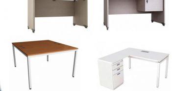 Giá các dòng bàn nhân viên Fami: Bàn Classic, Eco và bàn chân sắt