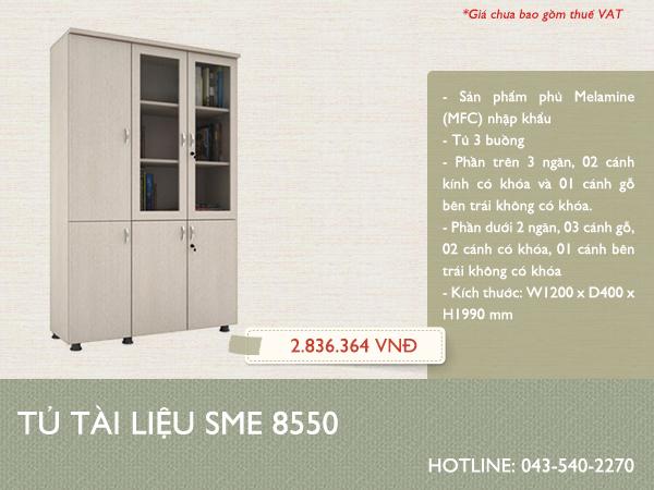 Tủ tài liệu SME 8550
