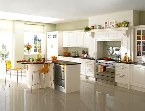 Giúp bạn lựa chọn kích thước tiêu chuẩn cho không gian bếp