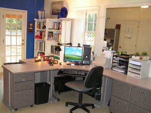 Cách phân chia không gian văn phòng