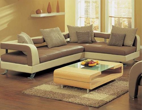 Sofa phòng khách – Lựa chọn theo cách nào là tốt nhất?