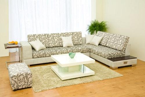 Và chọn sofa theo kiểu dáng