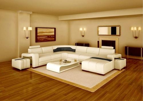 Hay chọn sofa theo chất liệu