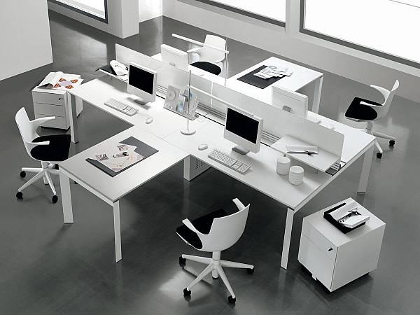 Mách bạn cách chọn bàn làm việc phù hợp cho văn phòng