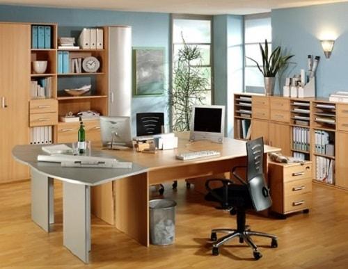Vị trí phòng làm việc của sếp là rất quan trọng