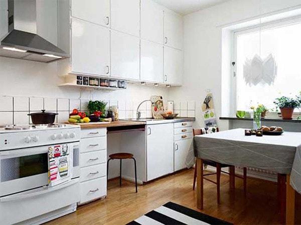 Thiết kế nội thất thông minh cho không gian nhà ống