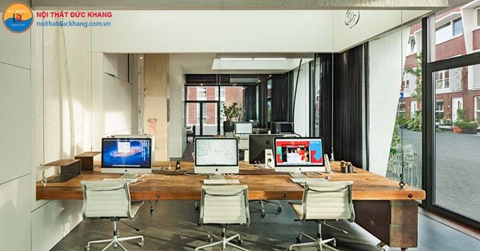 Thiết kế văn phòng theo hướng bền vững