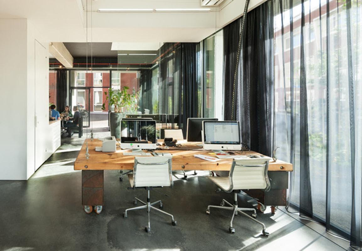 Thiết kế văn phòng sáng tạo giảm stress