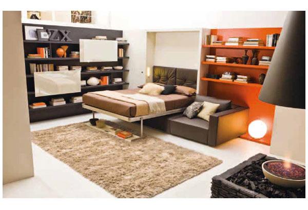 Sáng tạo với nội thất đa năng cho nhà nhỏ