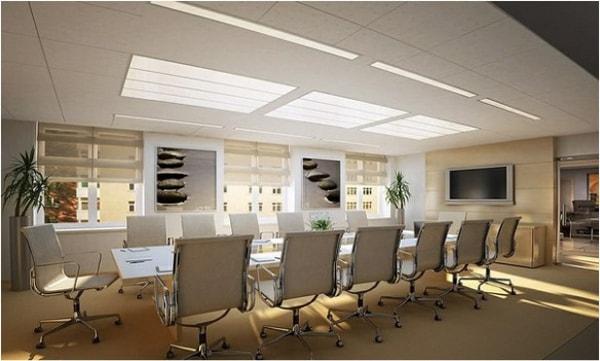 Thiết kế phòng họp cần tránh những gì?
