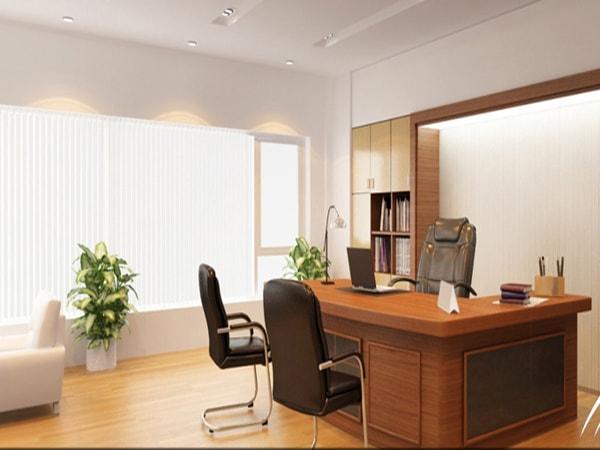 Một chiếc ghế dành cho vị trí giám đốc thường có cấu tạo cầu kỳ, chất liệu cao cấp
