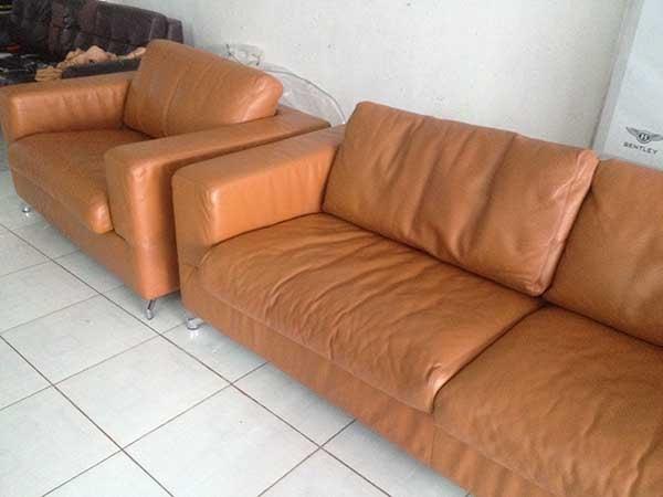 Sofa cũ có tính thẩm mỹ không cao