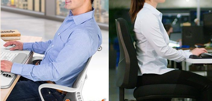 5 tiêu chí của một chiếc ghế văn phòng tốt cho cột sống