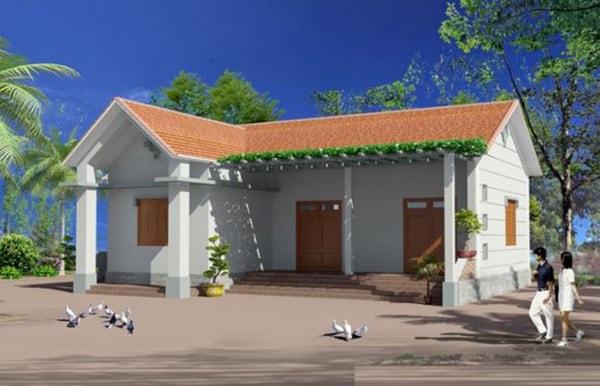 Nhà ở hình chữ L được coi là xấu theo phong thủy