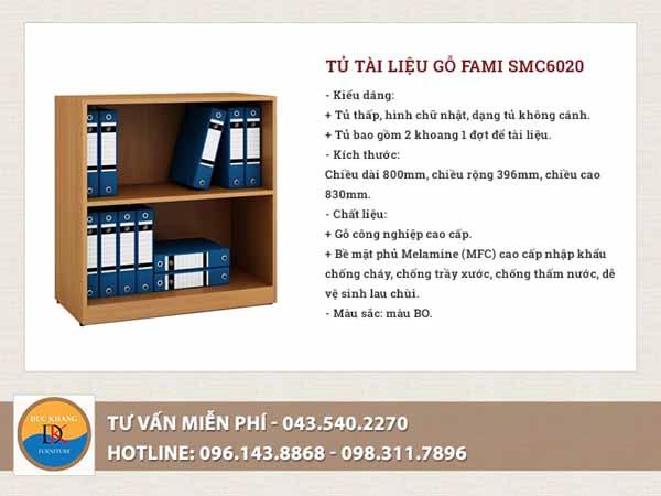 Tủ gỗ có thiết kế đơn giản, dễ sử dụng