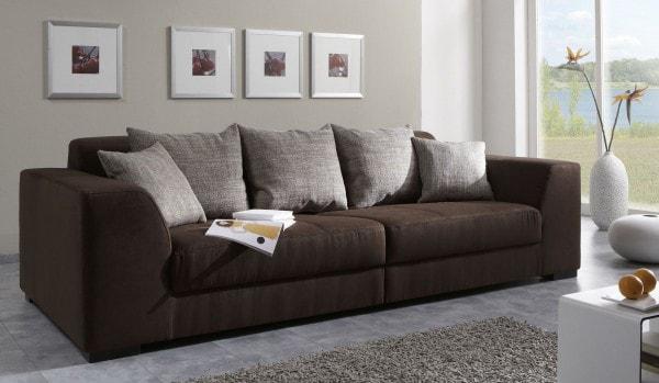 Sofa có tay vịn dành cho người thích sự thoải mái