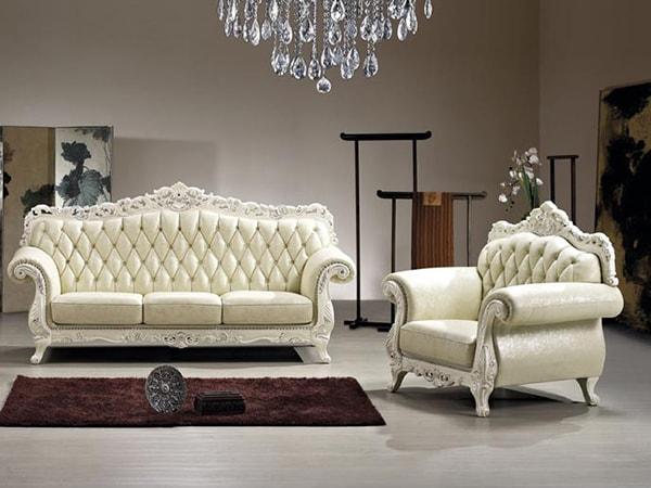 Sofa cổ điển cho người giỏi giao tiếp