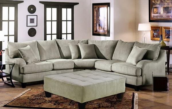 Sofa bán cổ điển cho người yêu thích sự giản dị