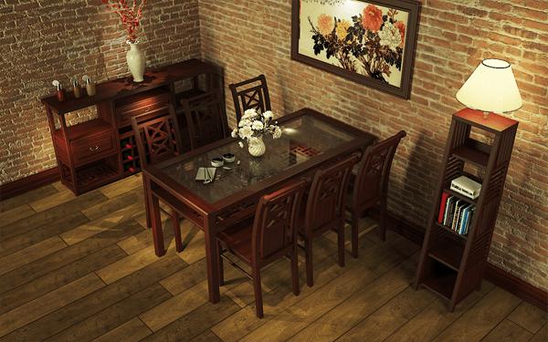 Những món nội thất bằng gỗ tự nhiên có độ bền cao nên khi mua hàng thanh lý cũng yên tâm về chất lượng