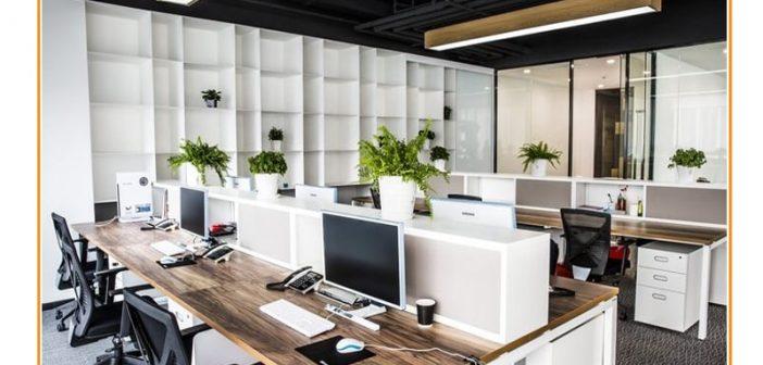 Cách chọn lựa màu sắc nội thất và phối màu không gian làm việc