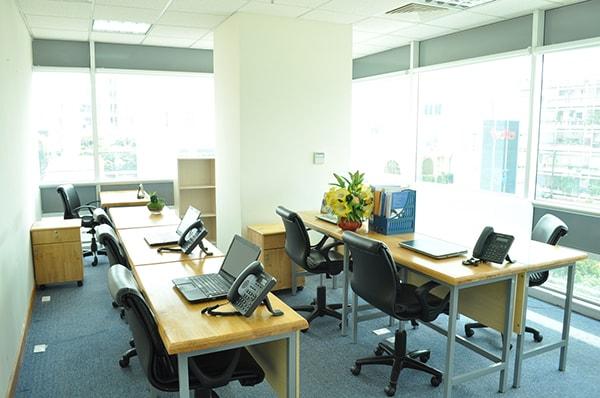 Bố trí nội thất văn phòng làm việc tại nhà theo phong thủy