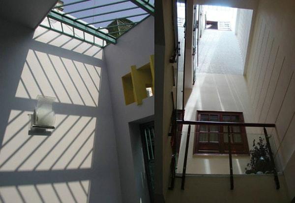 Tự tạo lối thoát hiểm phù hợp với thiết kế ngôi nhà