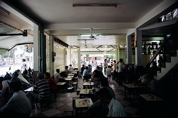 Vị trí hợp phong thủy cho nhà hàng ăn uống