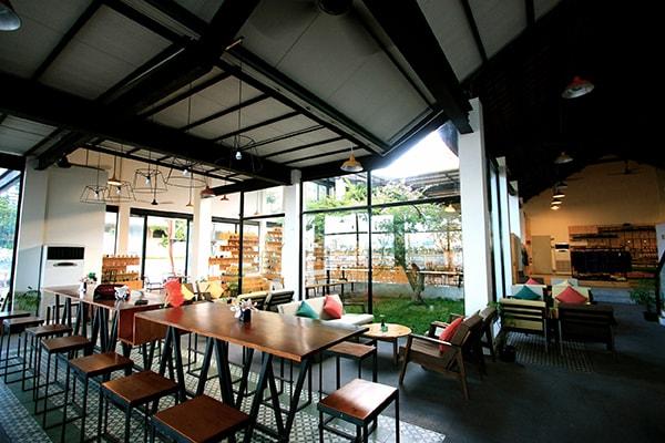 Hệ thống ánh sáng cho nhà hàng
