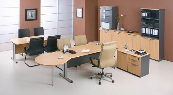 Chọn địa chỉ mua tủ gỗ văn phòng Hà Nội rẻ, đẹp, bền