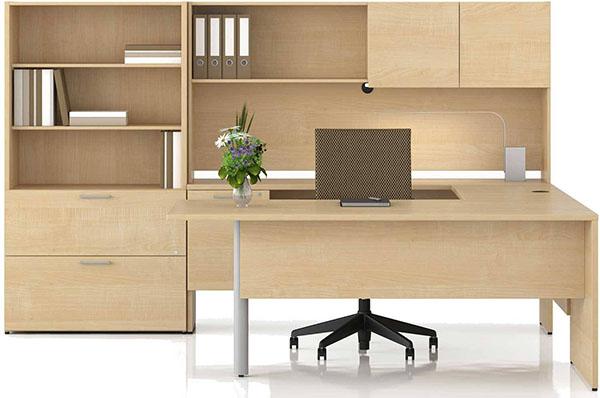Chọn tủ gỗ văn phòng có độ bền cao