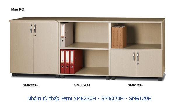 Chọn tủ cao 1m hoặc 1m2 cho văn phòng nhỏ hẹp