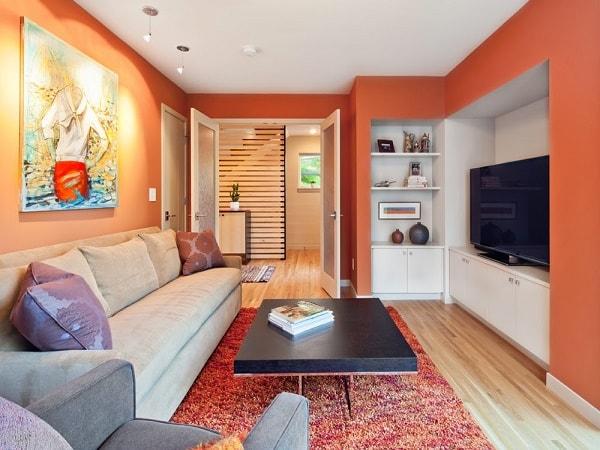 Cách bài trí nội thất theo phong thuỷ