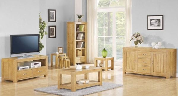 Đồ nội thất gỗ veneer