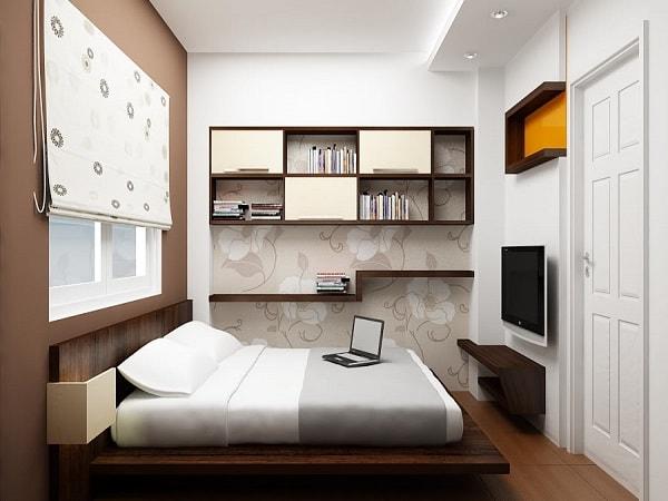 Gợi ý lựa chọn và bố trí đồ nội thất phòng ngủ cho vợ chồng mới cưới