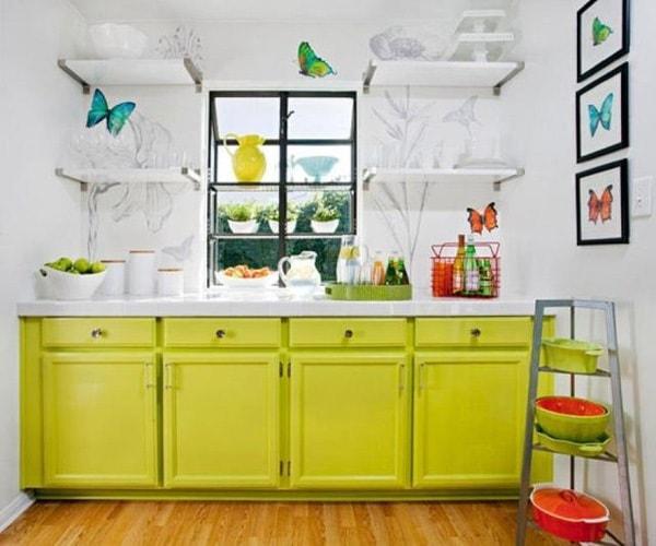 Tủ bếp đa năng có nhiều ngăn