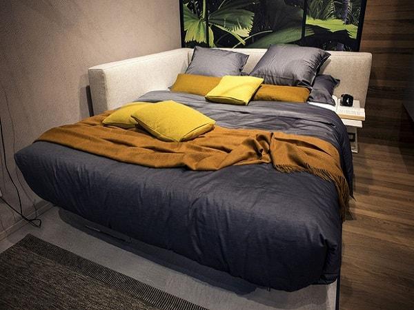 Những ý tưởng tuyệt vời giúp nới rộng không gian phòng ngủ