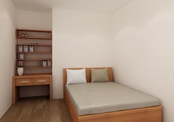 Phòng ngủ người cao tuổi không nên quá tối