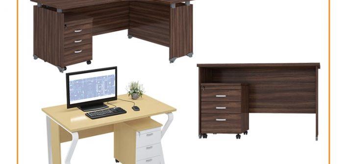 3 mẫu bàn làm việc đẹp Đức Khang cho không gian văn phòng