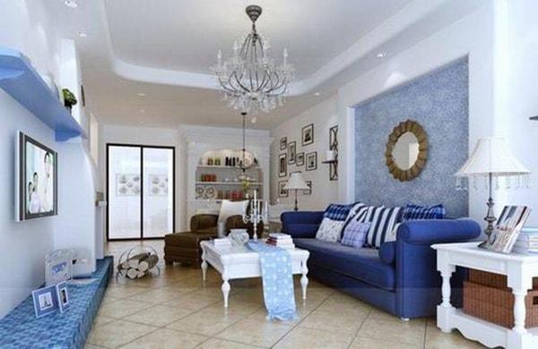 Lựa chọn nội thất có tông màu sáng