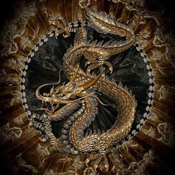 Tuổi Mậu Thìn cầm tinh con Rồng