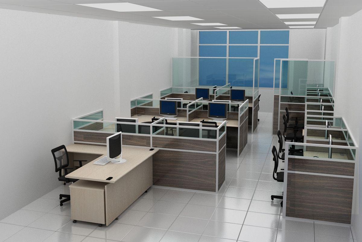 Vách ngăn dành cho bàn làm việc