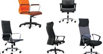 5 mẫu ghế giám đốc Đức Khang giá chỉ 1,5 triệu đồng