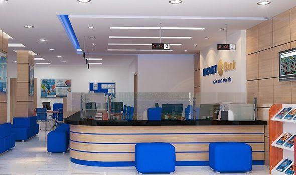 Văn phòng giao dịch là nơi khách hàng thường xuyên phải qua lại