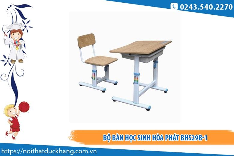 Bộ bàn ghế học sinh BHS29B-1